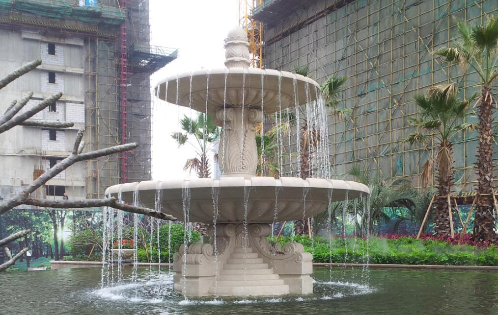 喷泉池钵4